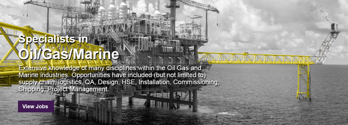 Get a job offshore in the Oil and Gas Industry